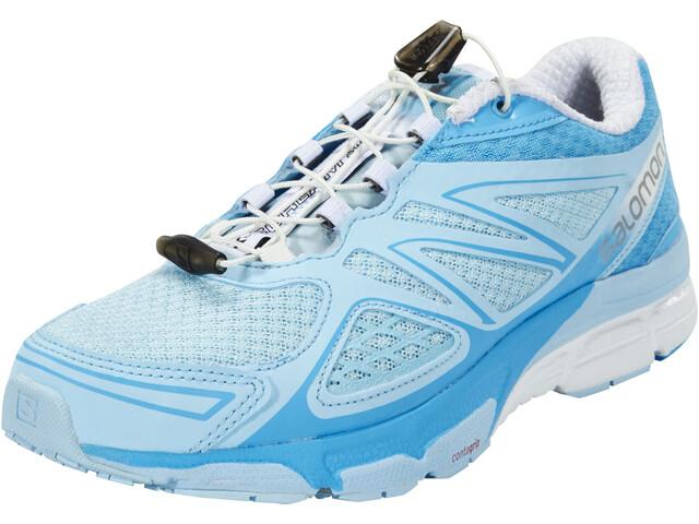 Salomon X-Scream 3D Chaussures de trail Femme, air/white/blue line